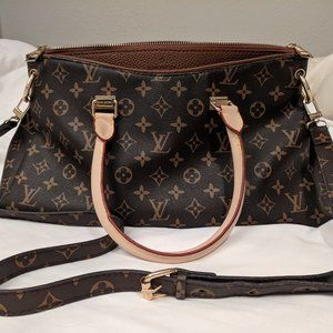 Louis Vuitton Pallas Tote Monogram